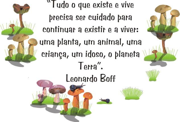 Meio Ambiente Se Cada Cidadão Fizer A Sua Parte Teremos Um Mundo